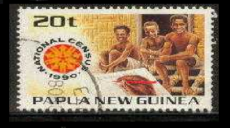 New Guinean Money